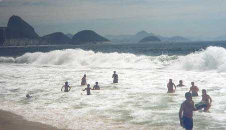 Ipanema Beach is World Class.