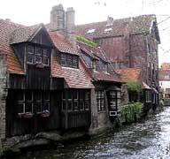Beautiful Brugge Canal.