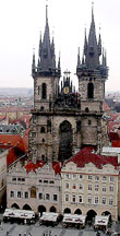 Prague Cathedral.