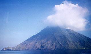 Sicily's Stromboli Volcano has erupted for hundreds of years.