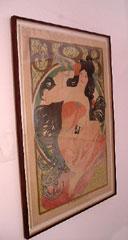The wonderful graphic art of Alphonse Mucha.