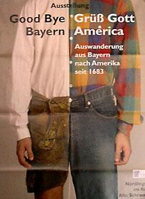 Bye Bavaria, Hello  (God's Blessings) America!