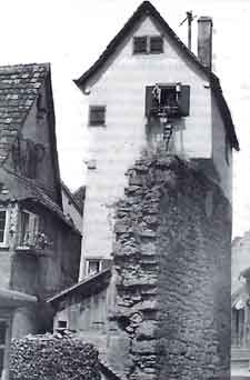 Cat Woman Tower pictured in 1930.