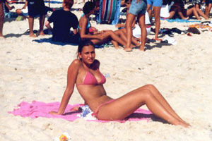 A Girl from Ipanema waits...