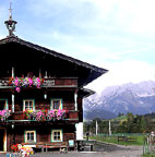 Austrian quaint Farm House.