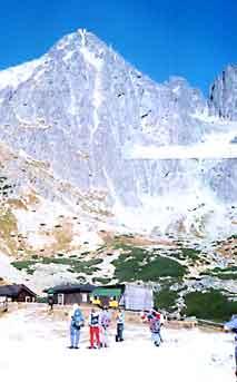 Slovakia's Tetra Mountain Majesty.