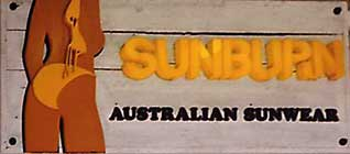 Austrailian Swim wear is amoung the best in the world.